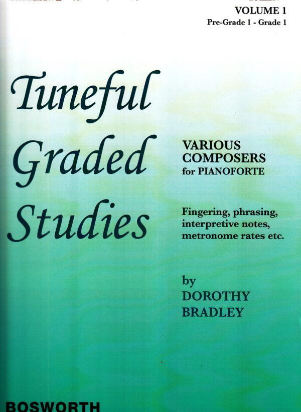Tuneful graded studies vol 1