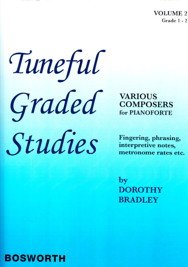 Tuneful graded studies vol 2