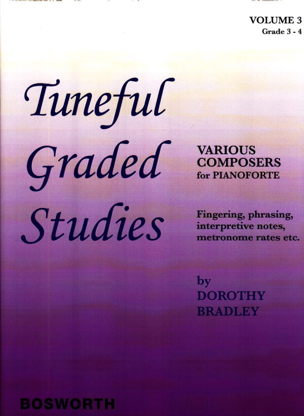 Tuneful graded studies vol 3