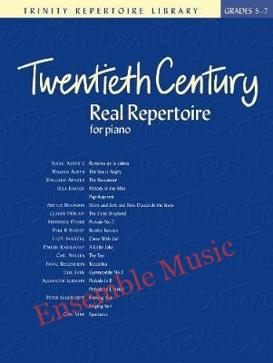 Twentieth Century Real Repertoire
