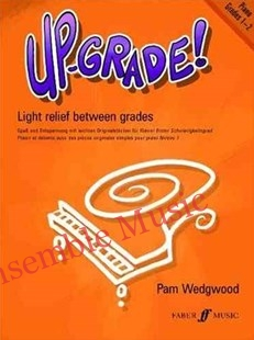 Up Grade Piano Grades 1 2 Piano Solo
