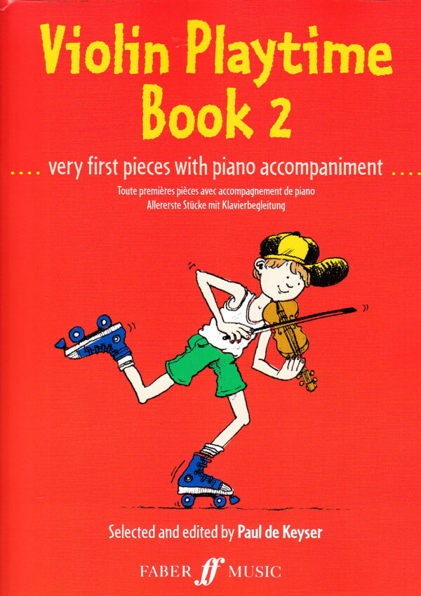 Violin Playtime book 2
