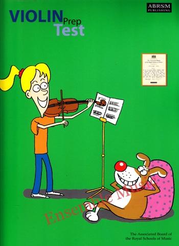 Violin Prep Test