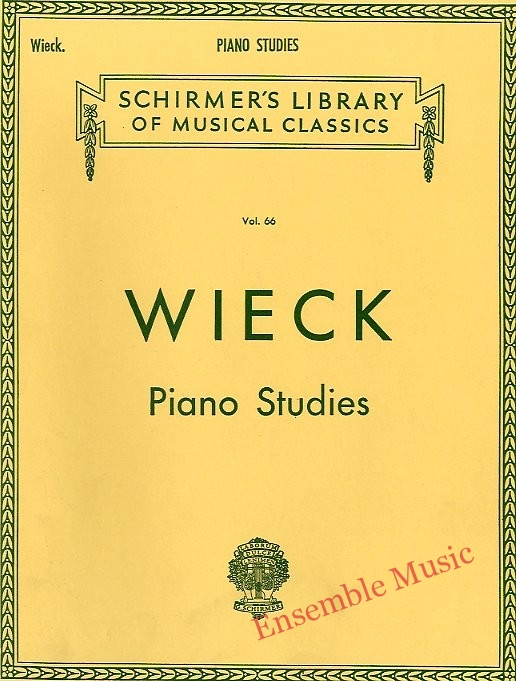 Wieck Piano Studies