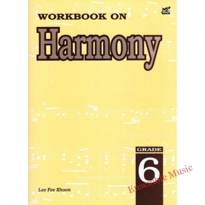 Workbook on Harmony Grade 6