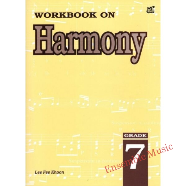 Workbook on Harmony Grade 7
