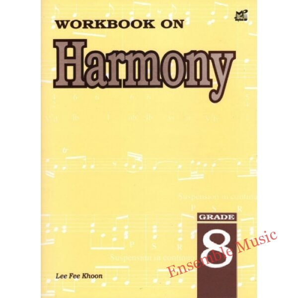 Workbook on Harmony Grade 8
