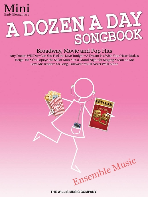 a dozen a day songbook mini