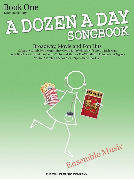 a dozen a day songbook one 1