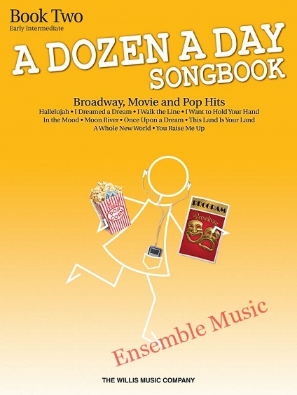a dozen a day songbook two 2 00119241