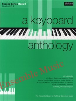a keyboard anthology second series book 2