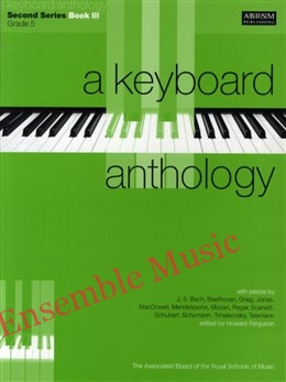 a keyboard anthology second series book 3