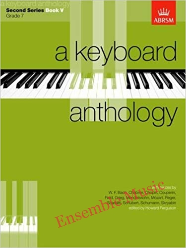 a keyboard anthology second series book 5