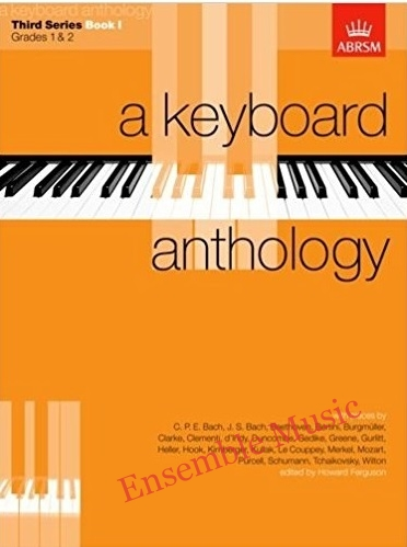 a keyboard anthology third series book 1
