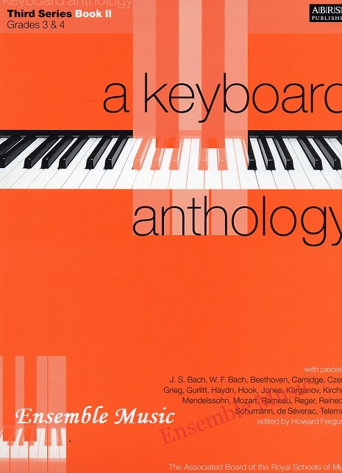 a keyboard anthology third series book 2