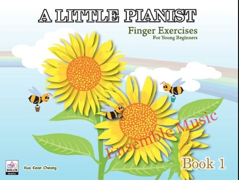 a little pianist finger exercises for young beginners