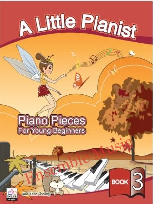 a little pianist piano pieces book 3