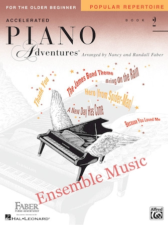 accelerated piano adventures popular repertoire book