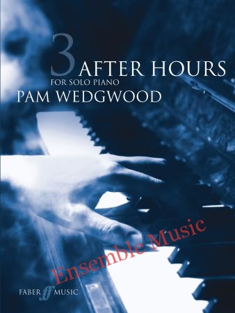 after hours for solo piano 3 pam wedgwood