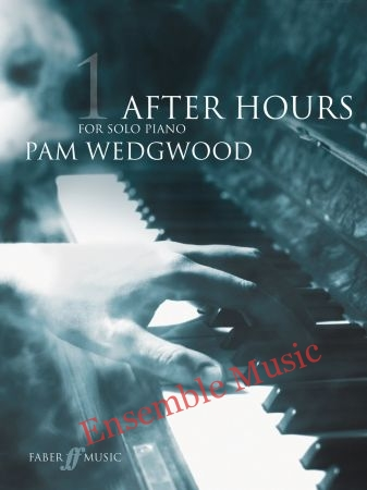 after hours for solo piano pam wedgwood