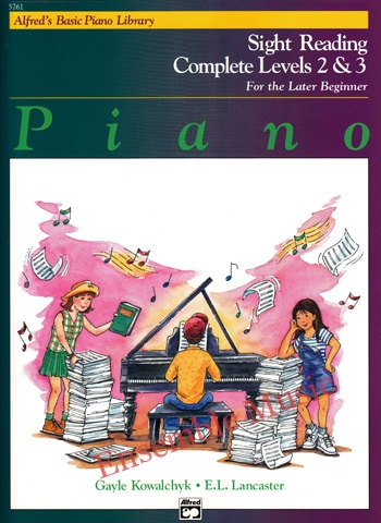 alfred basic sight reading complete 2