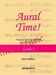 aural time grade 2 1992