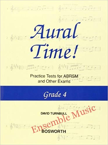 aural time grade 4 1992
