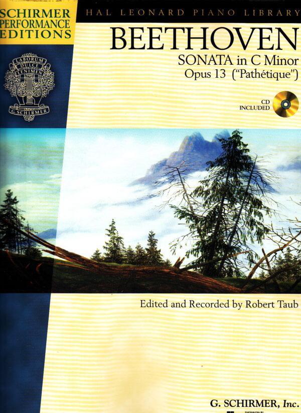 beethoven sonata in c minor opus 13