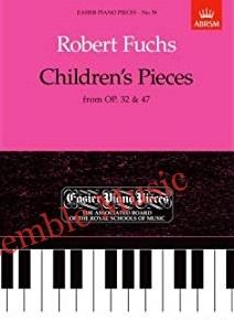 children pieces op 32 and 47