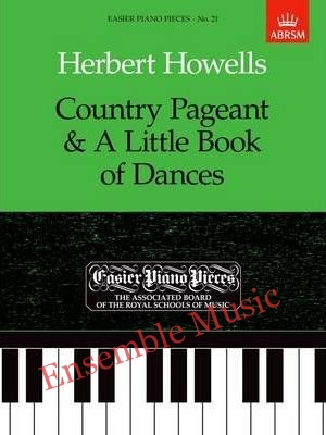 country pageant and a little book of dance 21