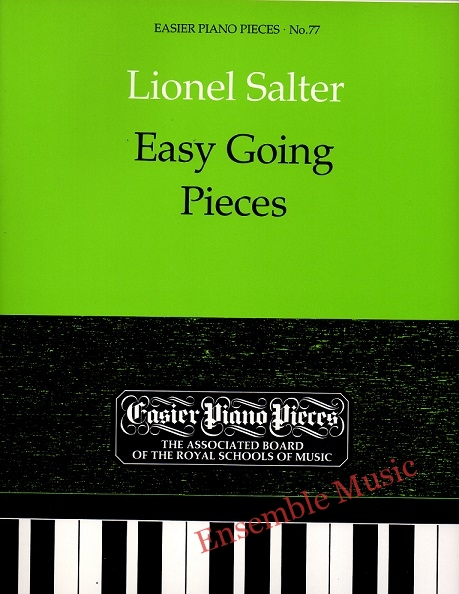 easy going pieces lionel salter