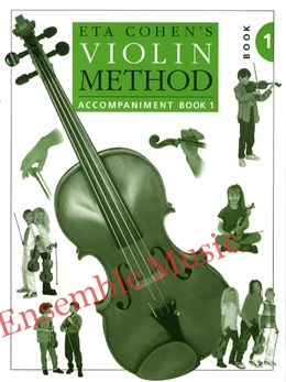 eta cohen violin method bk 1