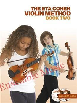 eta cohen violin method bk2 CD