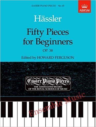 fifty pieces for beginners 65