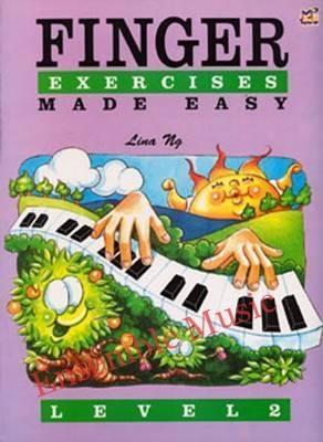 finger exercises made easy 2 1