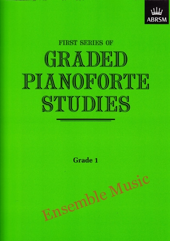 first series of graded pianoforte studies grade 1