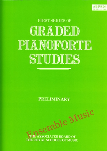 first series of graded pianoforte studies preliminary