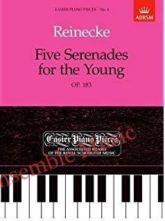 five serenades for the young op 183