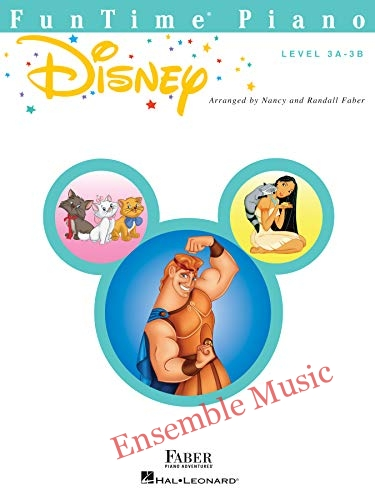 funtime piano disney 3a 3b