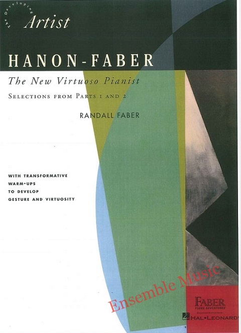 hanon faber the new virtuoso pianist selections part 1 and 2