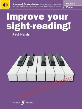 improve your sight readin piano grade 4 audio