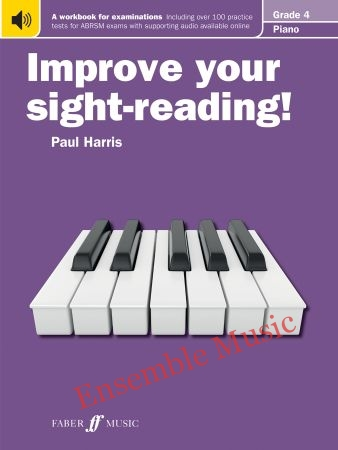 improve your sight readin piano grade 4 audio