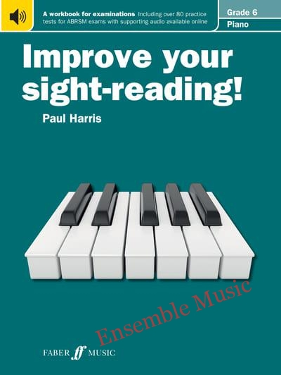 improve your sight reading piano G