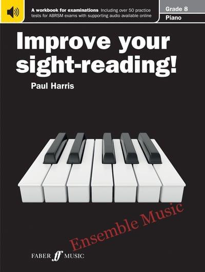 imrpove your sight reading piano paul harris grade 8