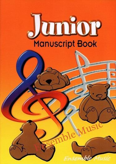 junior manuscript book