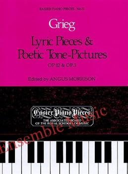 lyric pieces poetic tone pictures 11