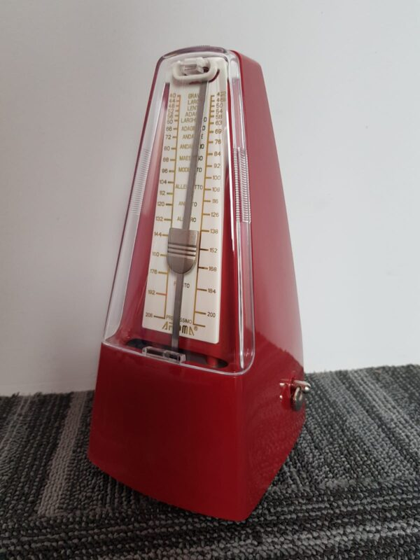 metronome red