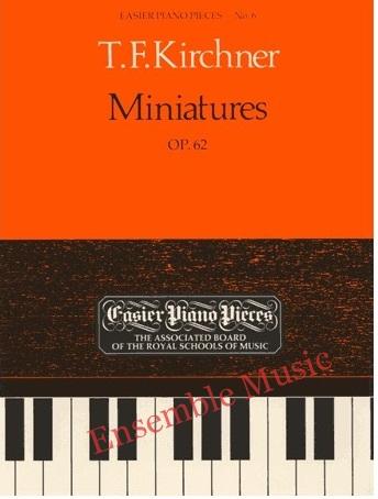 miniatures op 62