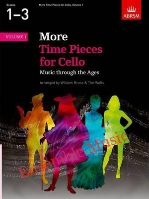 more time pieces for cello grade 1 to 3 vol 1