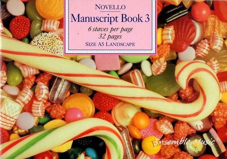 novello manuscript book 3